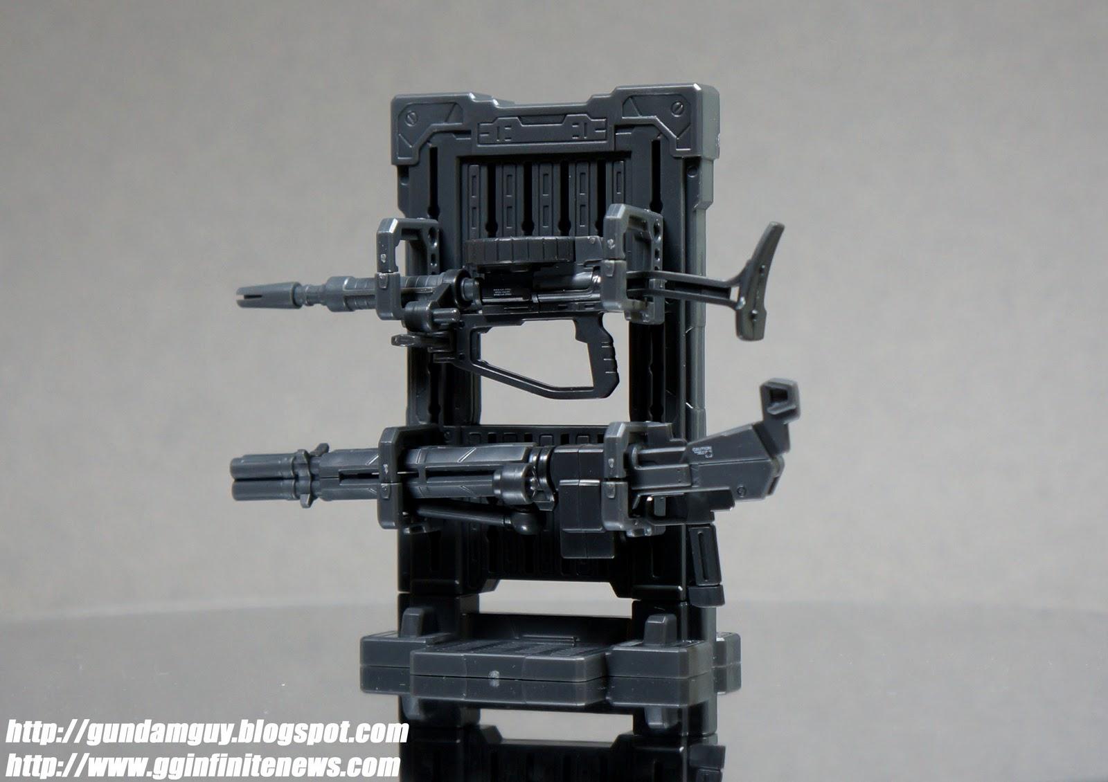 GUNDAM BUILDERS PARTS : 1/144 System Weapon 007 - HYPETOKYO
