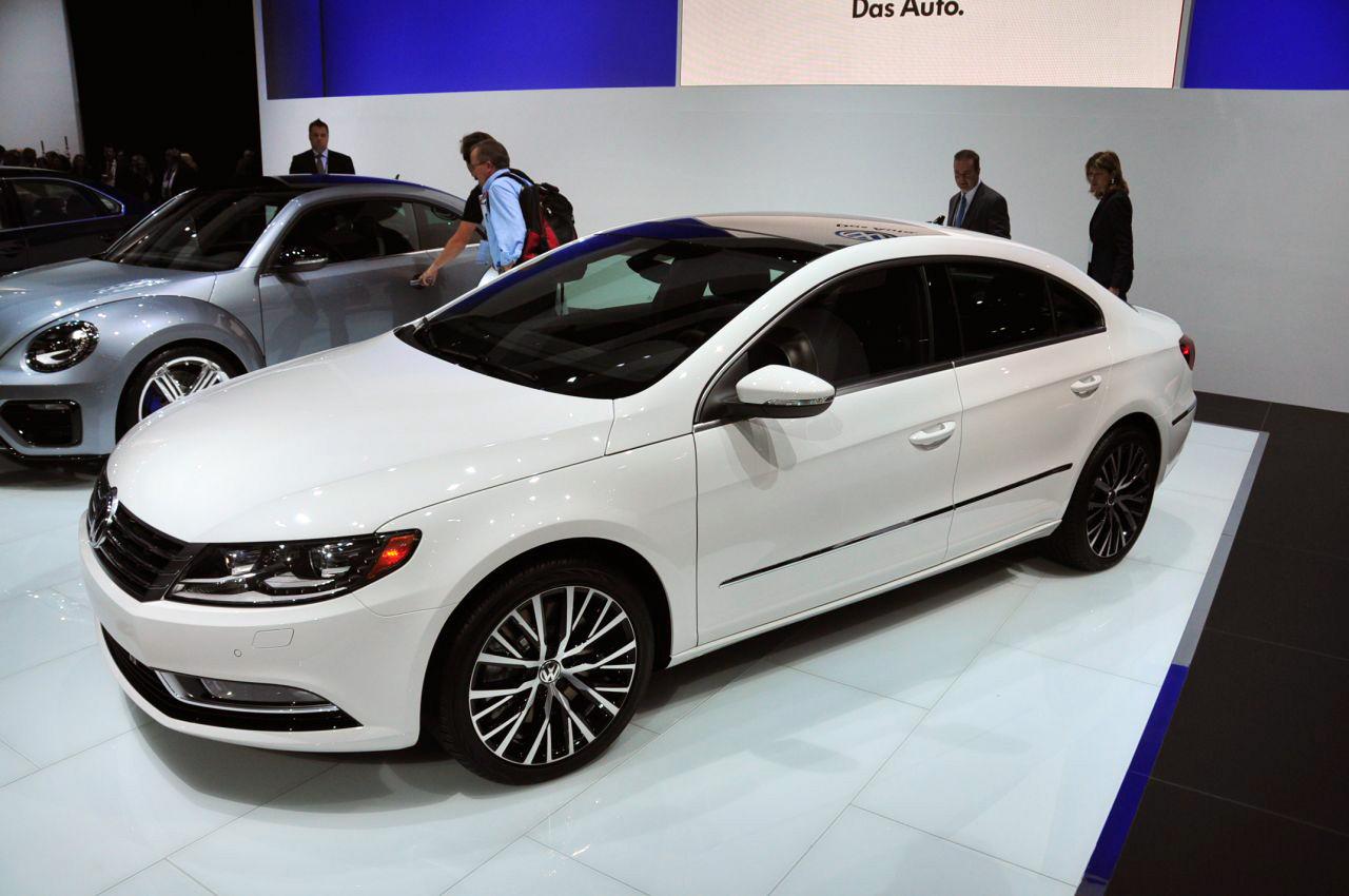 The Best Of Cars: Volkswagen CC 2013