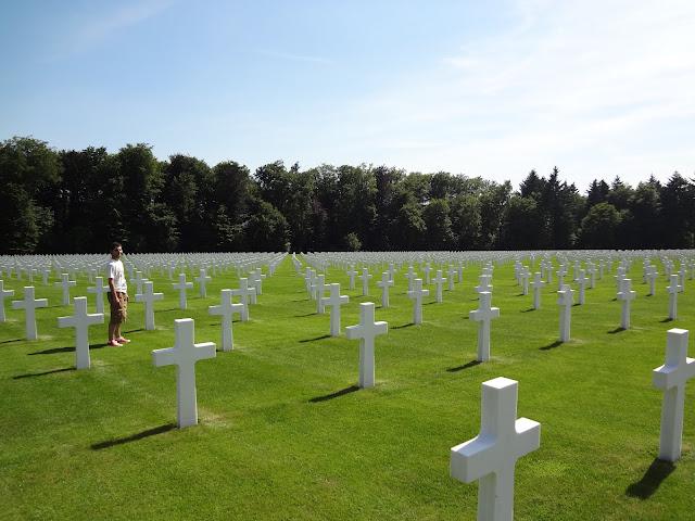Cementerio militar estadounidense de Luxemburgo