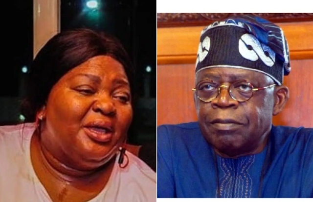 Eniola Badmus speaks on Bola Ahmed TInubu's death