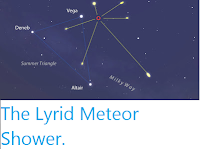 https://sciencythoughts.blogspot.com/2020/04/the-lyrid-meteor-shower.html