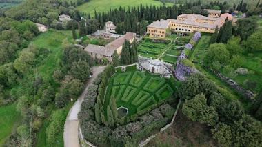 La Foce. Mucho más que un camino sinuoso de cipreses en la Toscana