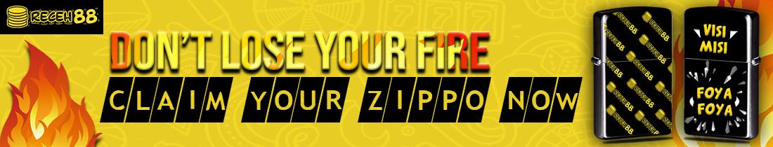 EXCLUSIVE ZIPPO