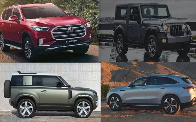 Upcoming launch cars