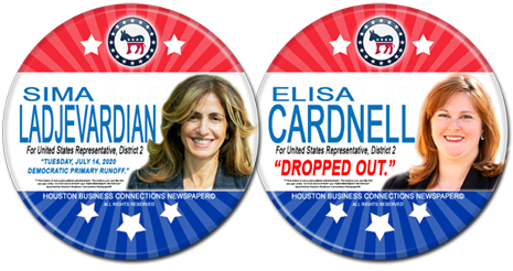 Sima Ladjervardian and Elisa Cardnell are Democratic Runoff Candidates for U.S. Congress