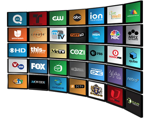 What your TV needs: HD channels