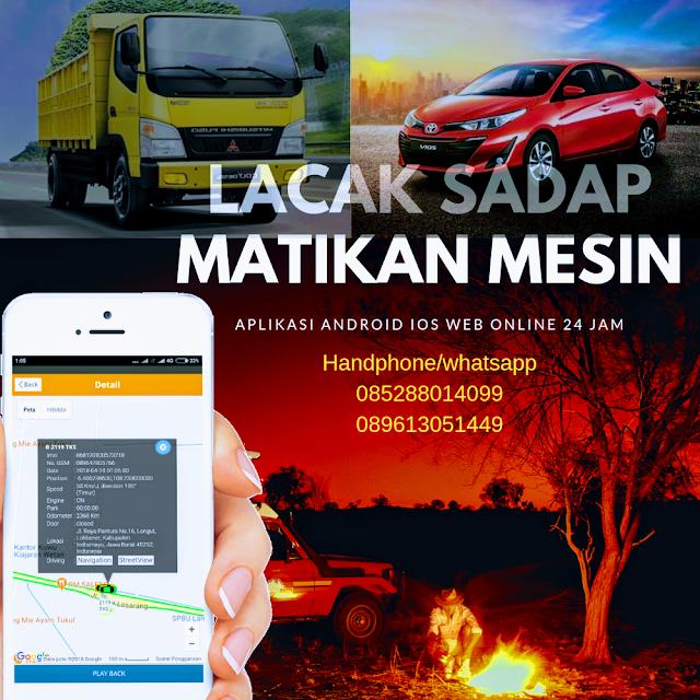 GPS Tracker tracking Mobil truck motor bus Terbaik murah