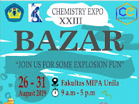 Chemistry Expo XXIII, mari Ramaikan Yai