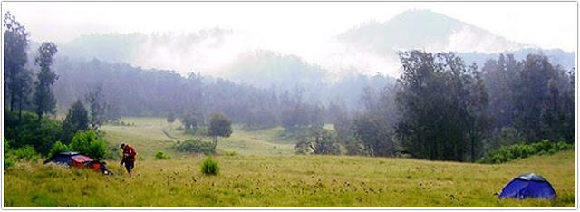 Padang Rumput Sikasur;10 Top Destinasi Wisata Situbondo;