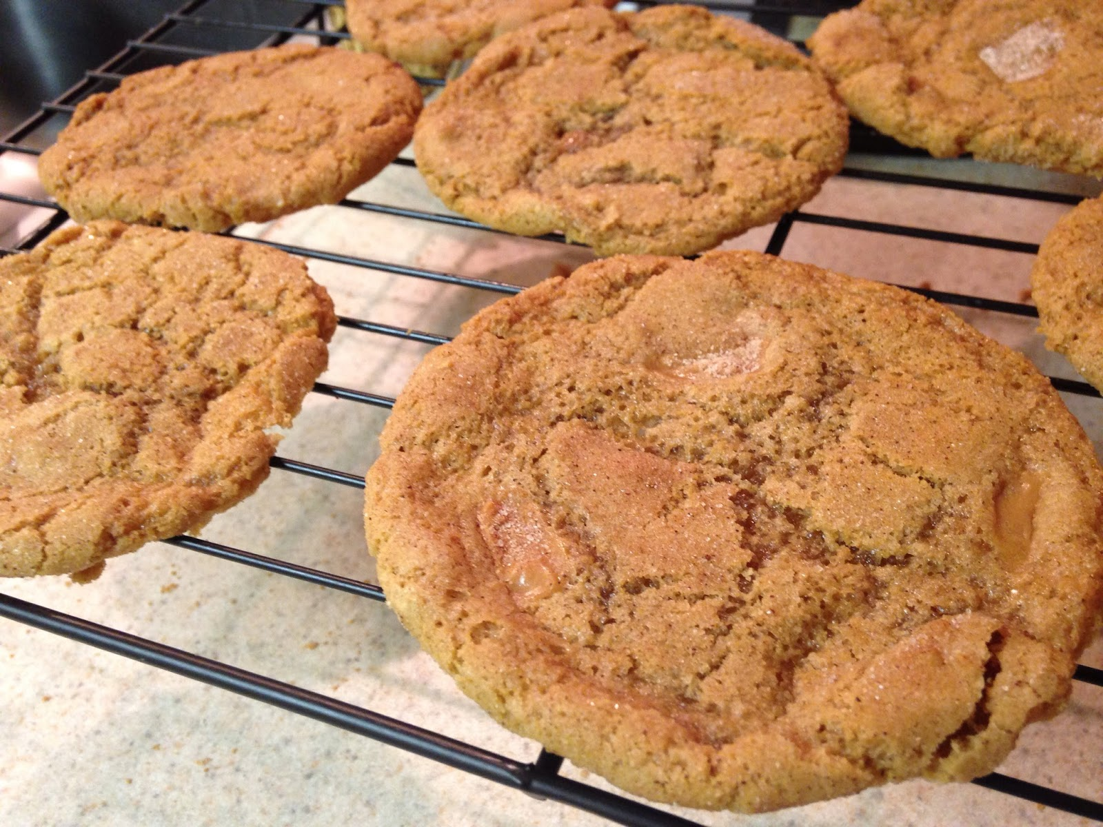 brown sugar caramel cookie recipe