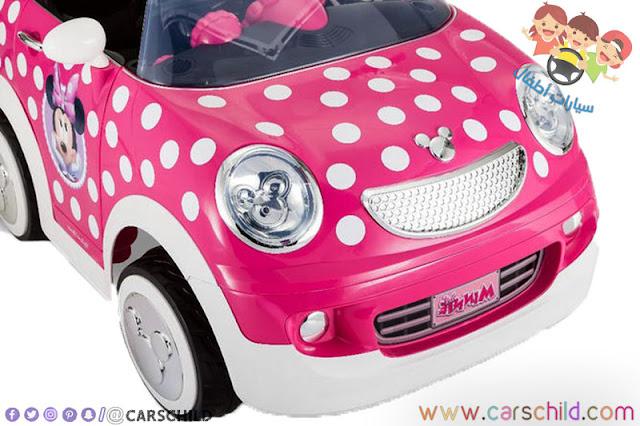 سيارات بنات كهربائية صغيرة