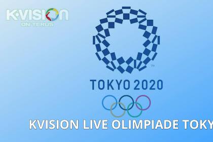 Pasang Parabola Kvision: Gratis Paket On Sports 2 Live Olimpiade Tokyo 2020-2021