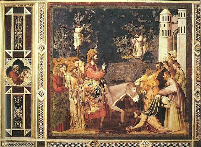 entrada-jesus-jerusalan-giotto