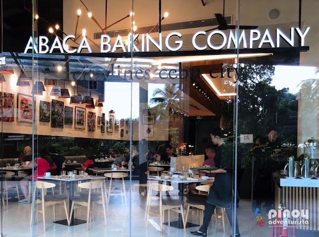 Abaca Baking Company Cebu City