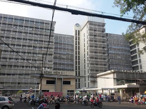 Phòng khám đa khoa bệnh viện Chợ Rẫy