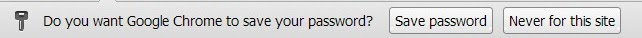 Sometimes nosotros oft forget the mention amongst a password  How Storage Password In Browser