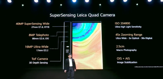 Huawei Mate Xs, Mate X'in daha hızlı ve daha güçlü bir sürümü olarak çıkıyor; dünya çapında kullanılabilir olacak
