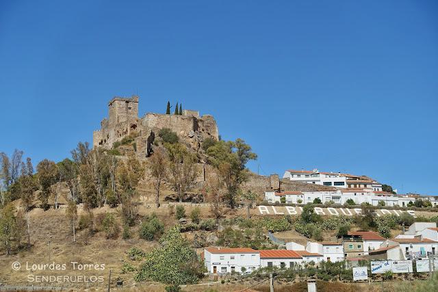 Alburquerque y Castillo de Luna