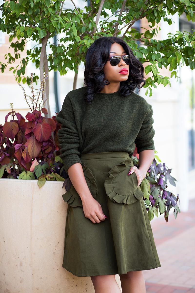 Monotone style, www.jadore-fashion.com