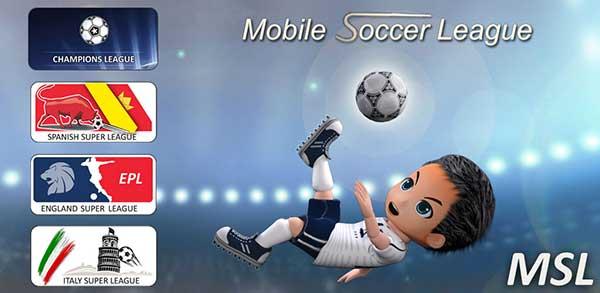 Mobile Soccer League 1.0.22 MOD APK (Unlimited Money)