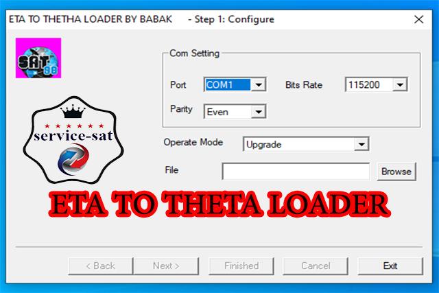 ETA TO THETA LOADER