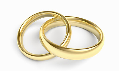 Yellow Gold Wedding Bands For Her