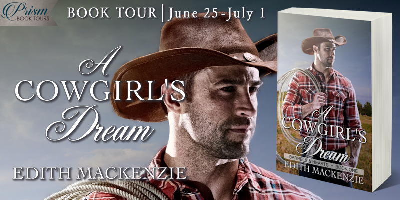 It's the Grand Finale for A COWGIRL'S DREAM by Edith MacKenzie! #CDPrism