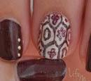 http://onceuponnails.blogspot.com/2013/08/tudor-nails.html