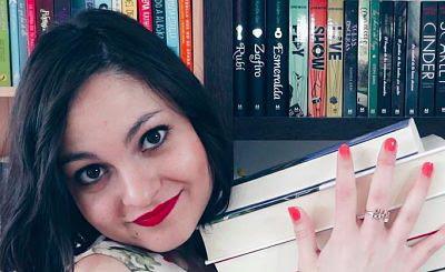 Booktuber, Esmeralda Verdú, Besos entre líneas