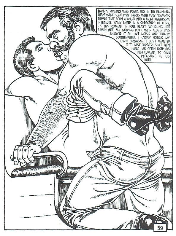 from Scott julius gay comics go west