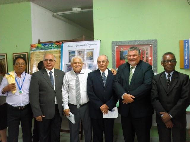 Academia de Letras e Artes de São Bernardo, no Maranhão, é instalada.