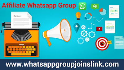 Join Affiliate Whatsapp Group Links List 2019 | Affiliate Whatsapp Group Joins Link