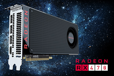 AMD Radeon RX 470 Review