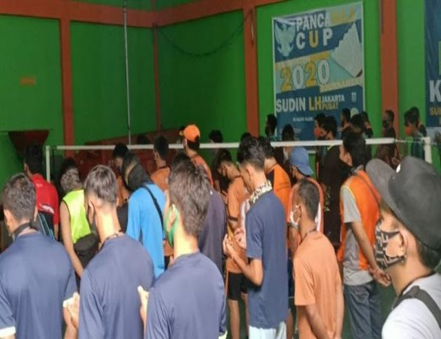 Jelang PSBB Jakarta, Anak Buah Anies Baswedan Malah Gelar Turnamen Olahraga