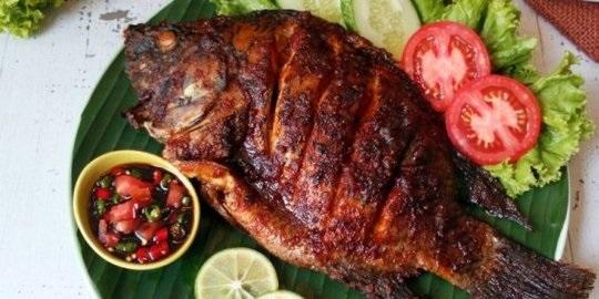 Racikan dan resep Ikan Bakar Kecap
