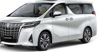 Toyota Sienna dan Harga Honda Odyssey