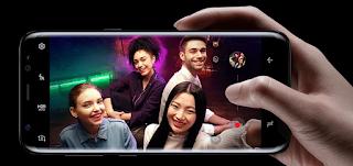 وصف كاميرا Samsung Galaxy S8 Duos