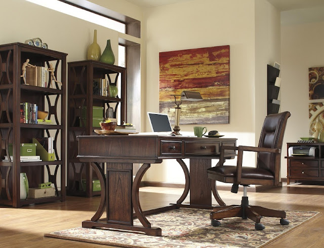 best buying home office furniture sets wood for sale online