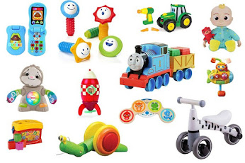 Right now child toys
