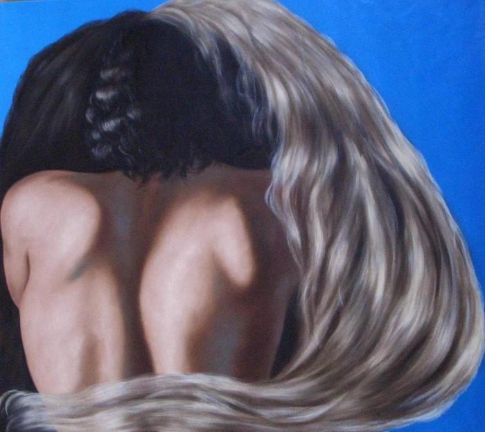 Американский художник. James Gwynne