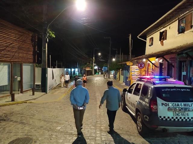 CAOS EM PIPA: GOVERNADORA EMPAREDOU PREFEITO