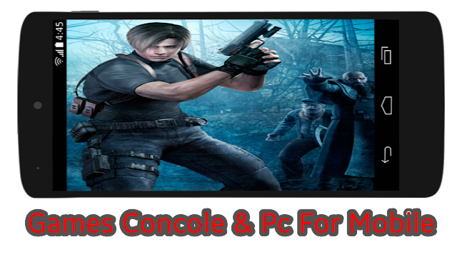 Download Resident Evil 4 free Mobile Games 2020 not need the Internet