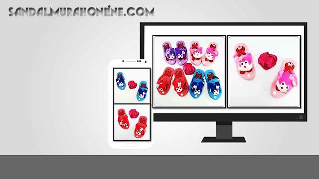 Grosir Sandal Murah Online - Sandal Jepit AB Rabbit Baby