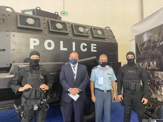 Άνοιξαν 22 νέες θέσεις αστυφυλάκων στα Δωδεκάνησα