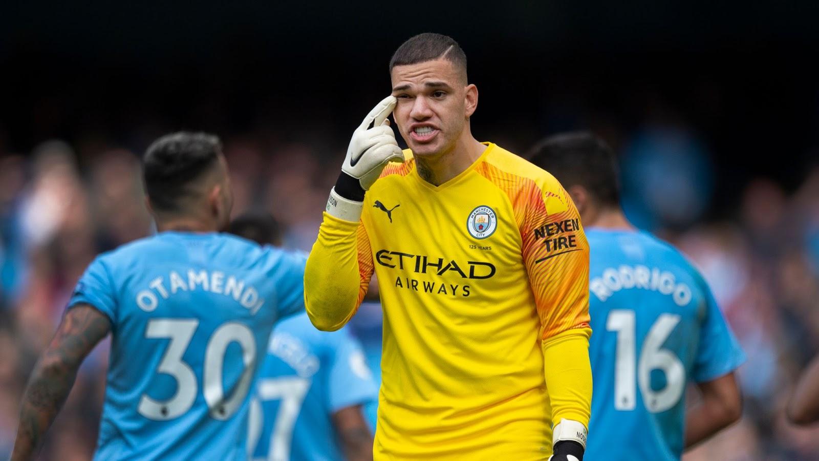 Ederson Santana de Moraes - Manchester City F.C.