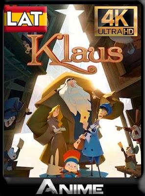 Klaus (2019) Latino4K [2160p] UHD HDR [GoogleDrive] RijoHD