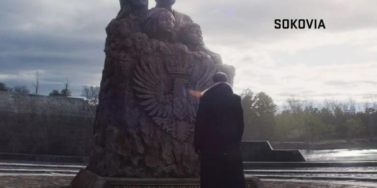 «Сокол и Зимний Солдат» (2021) - все отсылки и пасхалки в сериале Marvel. Спойлеры! - 65