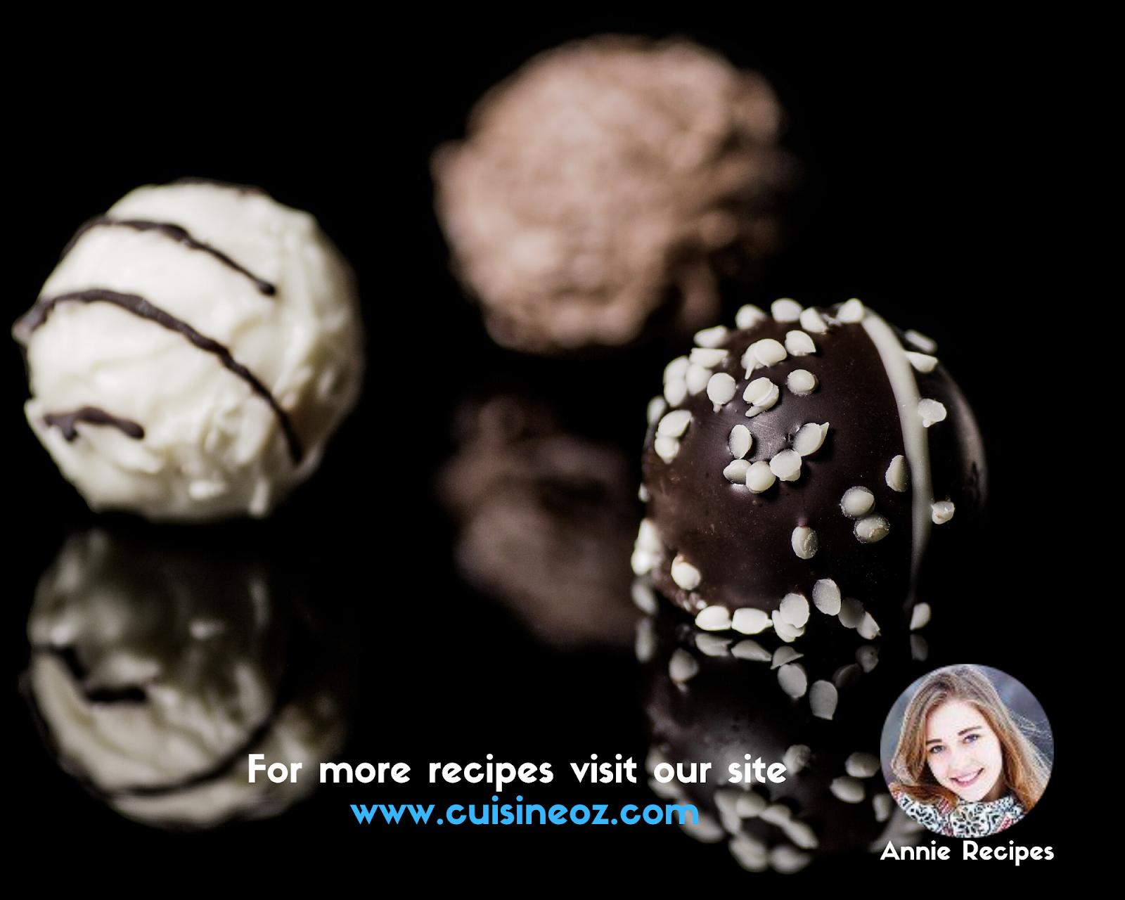 Easy No-Bake Chocolate Coconut Balls Recipe
