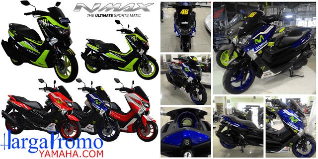 Modifikasi Yamaha NMax Terbaru 2016