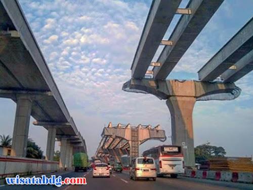 Jalan tol Jakarta - Cikampek Elevated II